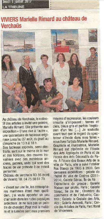 La Tribune du 06/07/2017